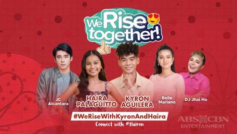 We Rise Together with Kyron Aguilera & Haira Palaguitto Image Thumbnail
