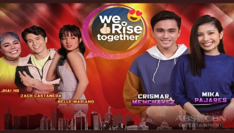 We Rise Together with Crismar Menchavez and Mika Pajares Image Thumbnail