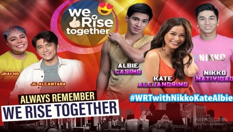 We Rise with Nikko Natividad, Albie Casiño, Kate Alejandrino Image Thumbnail