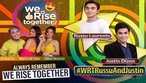 We Rise Together with Russu Laurente and Justin Dizon Image Thumbnail