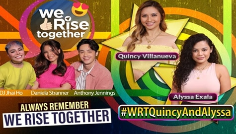 We Rise Together with Quincy & Alyssa Image Thumbnail