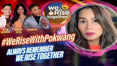 We Rise Together with Pokwang	 Thumbnail