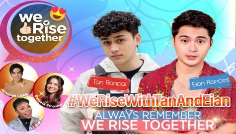 We Rise Together with Tan Roncal and Eian Rances Image Thumbnail