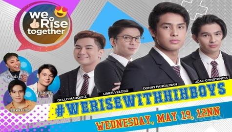 We Rise Together with with Donny, Joao, Limer and Gello Image Thumbnail