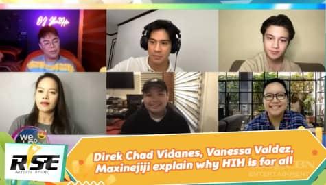 We Rise Together: Direk Chad Vidanes, Vanessa Valdez, Maxinejiji explain why HIH is for all Image Thumbnail