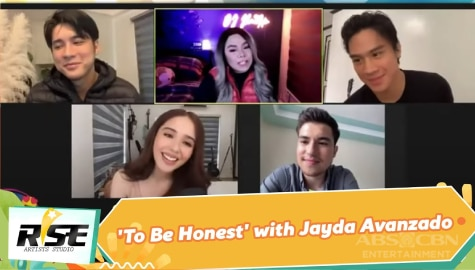 We Rise Together: 'To Be Honest' with Jayda Avanzado Image Thumbnail