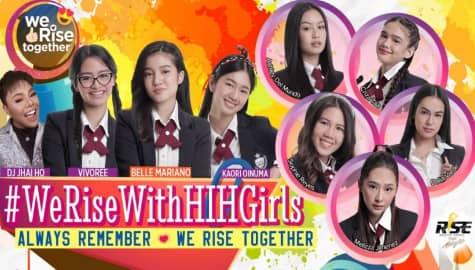 We Rise Together with Belle, Kaori, Vivoree, Ashley, Criza, Dali, Sophie and Melizza Image Thumbnail