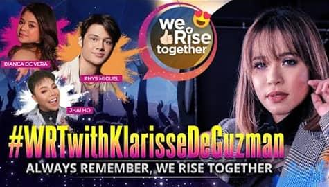 We Rise Together with Klarisse de Guzman Image Thumbnail