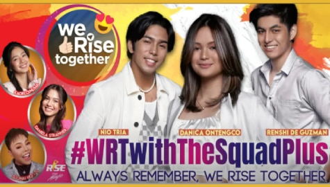 We Rise Together with Nio, Danica and Renshi Image Thumbnail