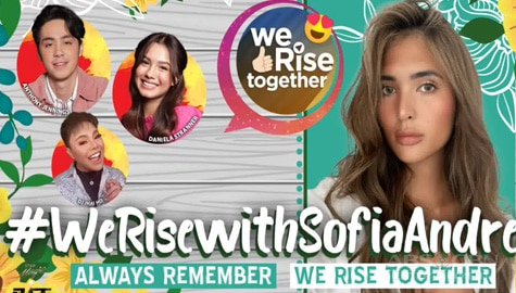 We Rise Together with Sofia Andres Image Thumbnail