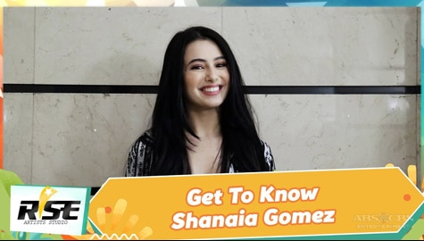We Rise Together: Get To Know Shanaia Gomez Image Thumbnail