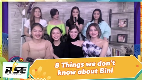 We Rise Together: 8 things we don't know about BINI Image Thumbnail