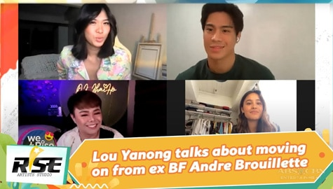 We Rise Together: Lou Yanong talks about moving on from ex-BF Andre Brouillette Image Thumbnail