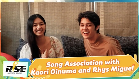 We Rise Together: Song Association with Kaori & Rhys Image Thumbnail
