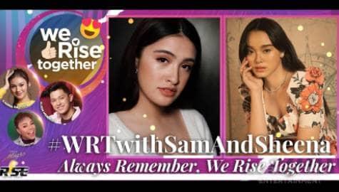 We Rise Together with Sam Cruz & Sheena Belarmino Image Thumbnail