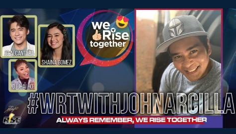 We Rise Together with John Arcilla Image Thumbnail