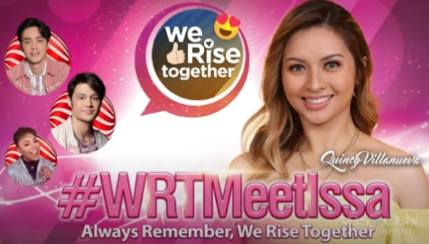 We Rise Together with Quincy Villanueva Image Thumbnail