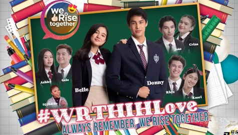We Rise Together with Belle, Donny, Kaori, Rhys, Criza, Joao, Gello & Ashley Image Thumbnail