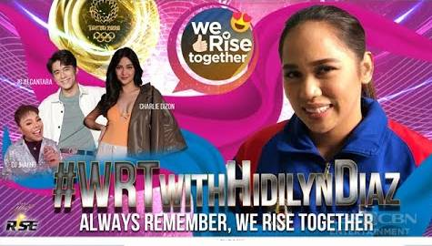 We Rise Together with Hidilyn Diaz Image Thumbnail