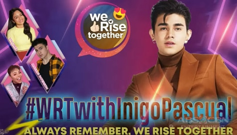 We Rise Together with Inigo Pascual Image Thumbnail