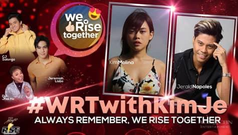 We Rise Together with Kim Molina & Jerald Napoles Image Thumbnail