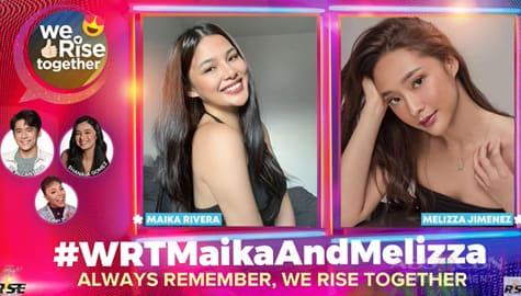 We Rise Together with Melizza Jimenez and Maika Rivera Image Thumbnail