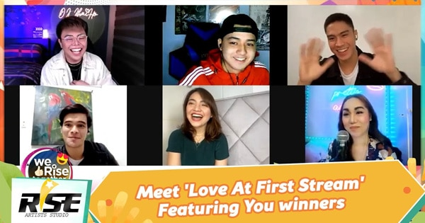 We Rise Together: Meet 'Love At First Stream' Featuring You winners Image Thumbnail