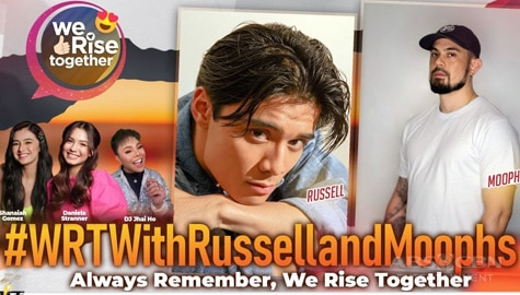 We Rise Together with Russell & Moophs Image Thumbnail