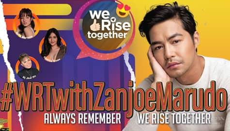 We Rise Together with Zanjoe Marudo Image Thumbnail