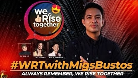 We Rise Together with Migs Bustos Thumbnail
