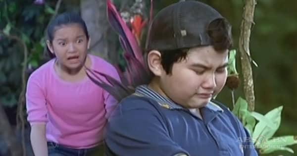 Wildflower: Lily, pinigilan si Diego sa planong pagtalon sa bangin Image Thumbnail