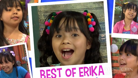 Best of Erika in Team YeY Season 3 | Bida Best List Image Thumbnail