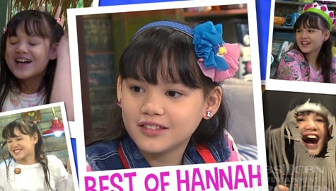 Best of Hannah in Team YeY Season 3 | Bida Best List Image Thumbnail