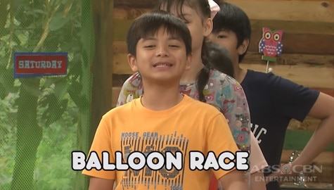 Game Play - Balloon Race | Team Yey Season 4 Image Thumbnail