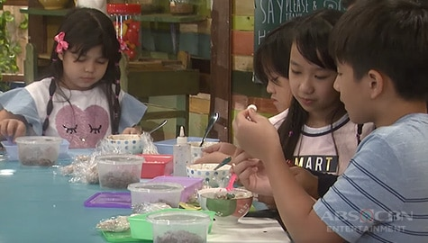 Snaks Naman - Creating Their Own Bento Box | Team YeY Season 4 Image Thumbnail
