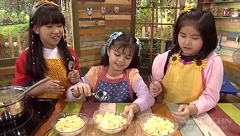 Snaks Naman: Steamed Egg Rice | Team YeY Season 4 Image Thumbnail
