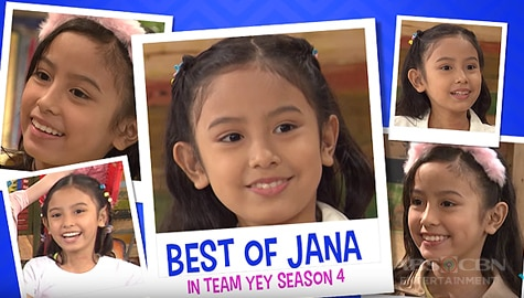 Best of Jana in Team YeY Season 4 | Bida Best List Image Thumbnail
