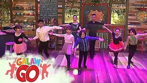 Galaw Go: Dancesport | Full Episode 8 | Team Yey Season 4 Thumbnail