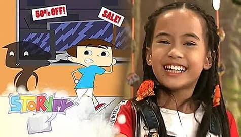Storyey: Storyey Anino | Full Episode 12 | Team Yey Season 4 Thumbnail