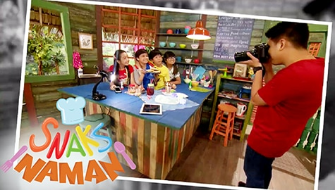 Snaks Naman: Foodtogenic Full Episode | Team YeY Season 2 Image Thumbnail