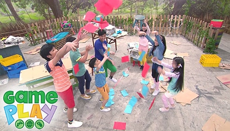 Game Play: Paper Games Full Episode | Team YeY Season 4 Image Thumbnail