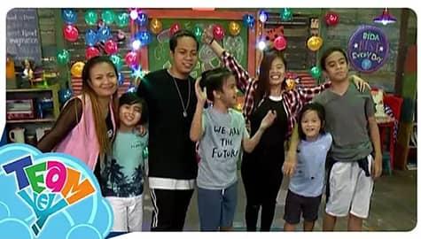 Galaw Go: Family Dance Off Full Episode | Team YeY Season 2 Thumbnail