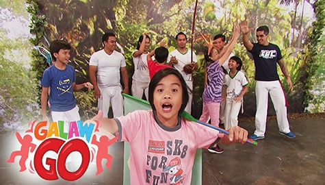 Galaw Go: Capoeira Full Episode | Team YeY Season 1 Image Thumbnail