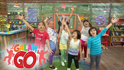 Galaw Go: Dancercise Full Episode | Team YeY Season 2 Image Thumbnail