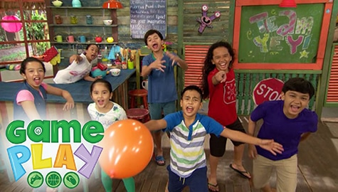 Game Play: Balloon Games Episode | Team YeY Season 2 Image Thumbnail