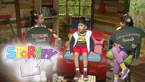 StorYeY: Totoo vs. Gawa-gawang Kwento Full Episode | Team YeY Season 4 Image Thumbnail