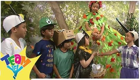 Storyey: Alamat ng Mt. Kanlaon at kwento ni Maria Sinukuan | Team Yey Image Thumbnail