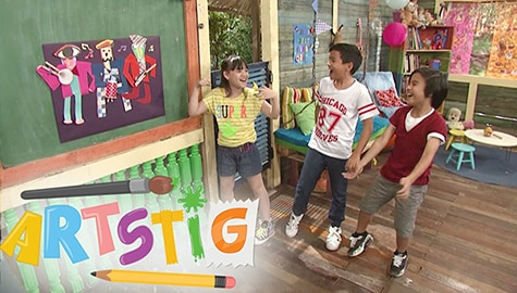 Artstig: Cubism Full Episode | Team YeY Season 1 Image Thumbnail