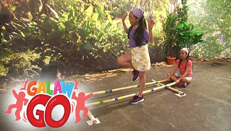 Galaw Go: Tinikling at Maglalatik Full Episode | Team YeY Season 1 Image Thumbnail
