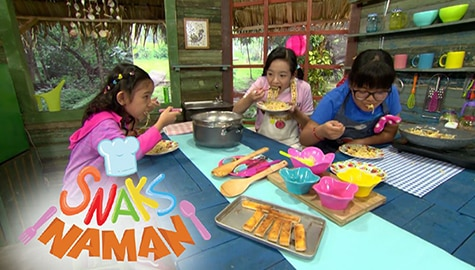 Snaks Naman: Spaghetti Sauce Day Full Episode | Team YeY Season 2 Image Thumbnail